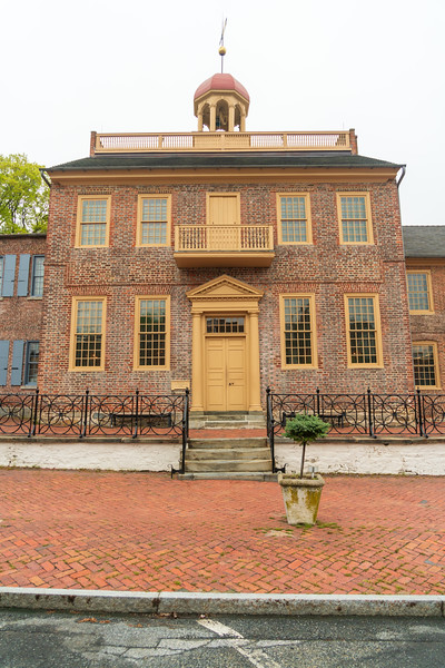 First State National Historical Park,  New Castle Court House Museum