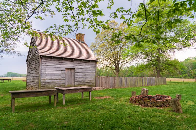First State National Historical Park, John Dickinson Plantation
