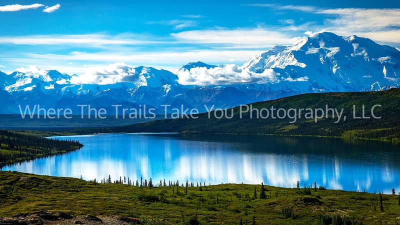 2.  A Wonder Lake View of Denali