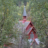 New Borgund Church