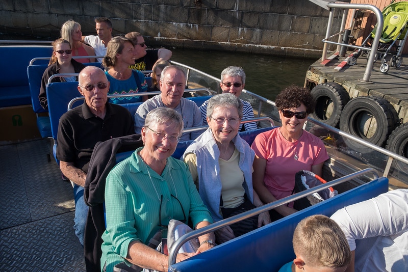 Netto Boat Canal Tour