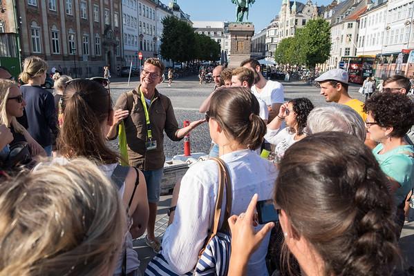 Copenhagen Free Walking Tour of Christianshavn with Jerod