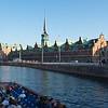 Copenhagen Børsen (Stock Exchange)