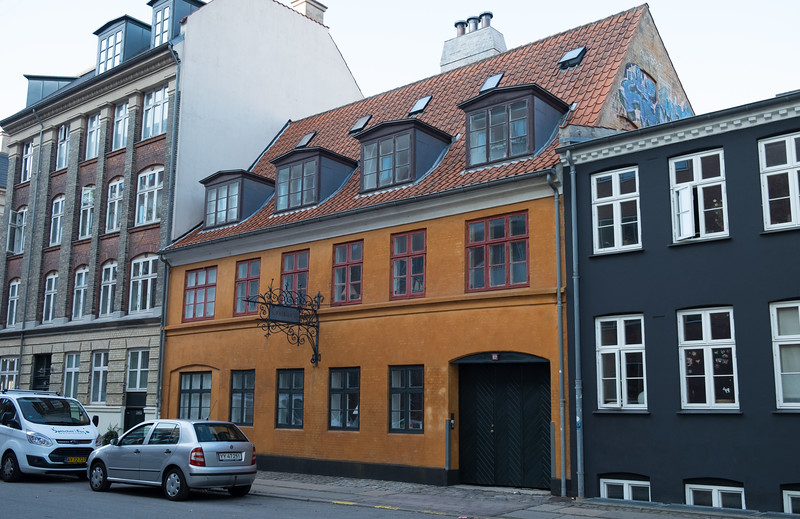 Christianshavn buildings