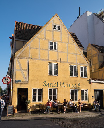 Christianshavn restaurant
