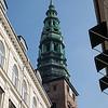 Lots of towers in Copenhagen