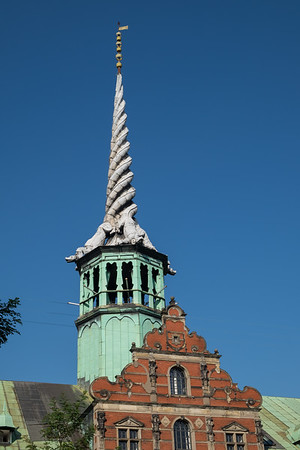 Copenhagen Børsen (Stock Exchange)