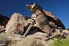 Desert Sculpture.