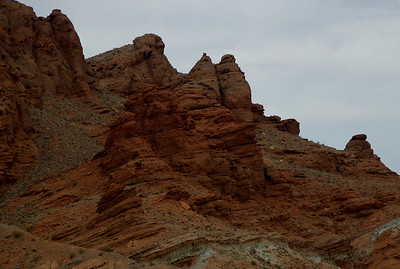 Desert and Fish - Valley of Fire & Lake Mead