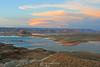 Lake Powell Wahweap Marina sunset
