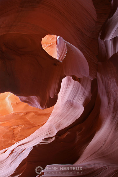 Cloud 9 - Antelope Canyon