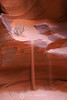 Sand falls - Antelope Canyon