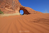 Ear Of The Wind - Monument Valley