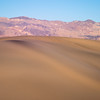 Mesquite Sand Dunes, Death Valley (Color)