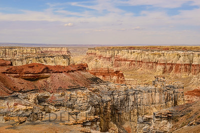 Coal Mine Canyon, Arizona