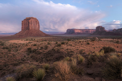 Southern Monument valley