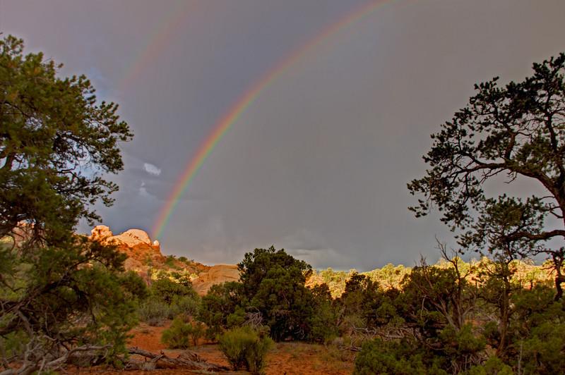Arches Rainbow 3