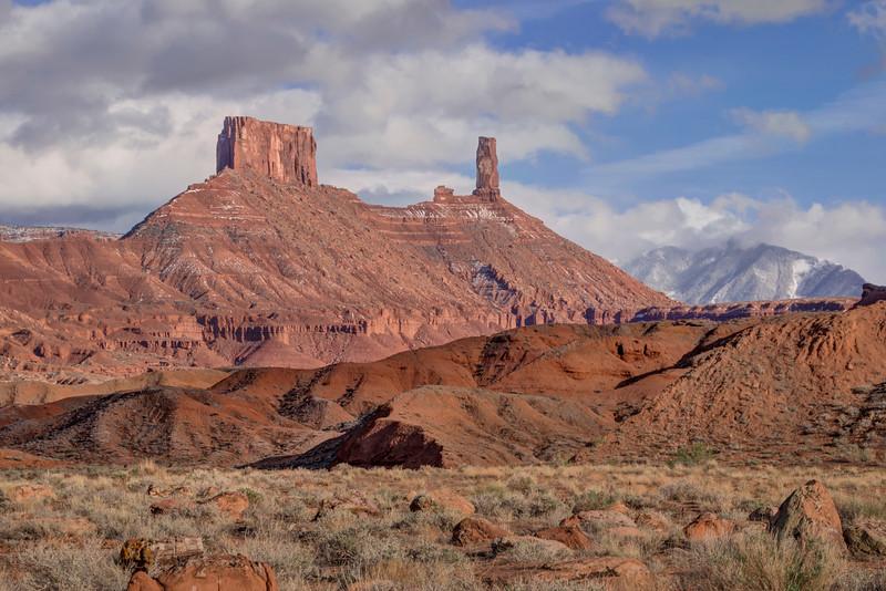 Colorado River Valley in extreme eastern Utah 06
