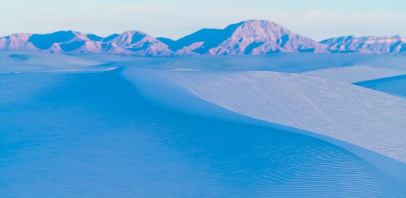 Dunes & Mountains