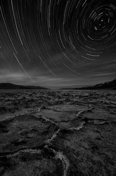 Lightyears behind,<br /> Death Valley, CA