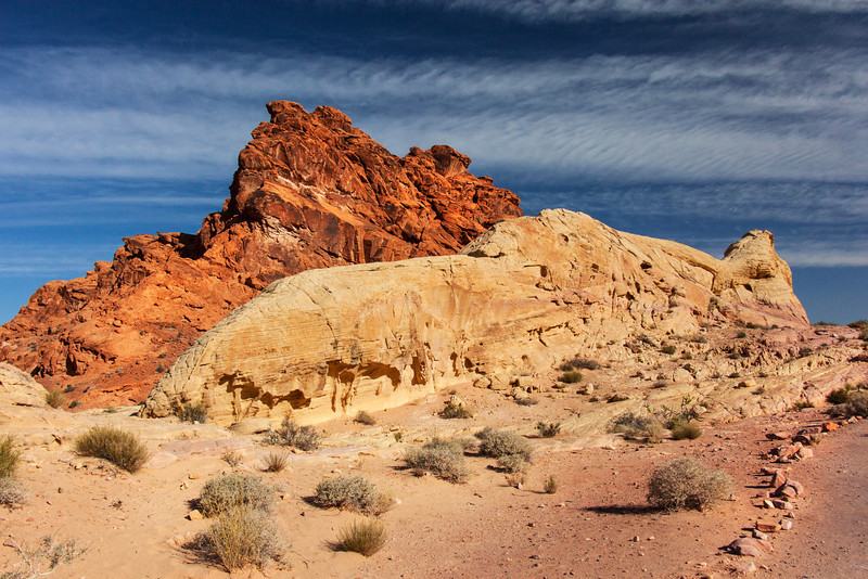 Red Rock , Valley of Fire State Park, Nevada