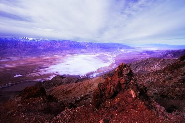 Desert View,<br /> Death Valley, CA