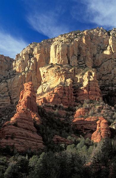 Wilson Canyon, Sedona Arizona