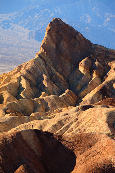 Big And Little, Zabriskie point,<br /> Death Valley, CA