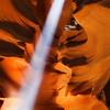 Let there be light,<br /> Antilope Canyon, AZ