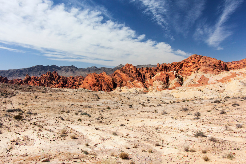 Top of The Valley of Fire State Park, Nevada