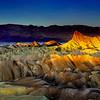 Zabriskie Sunrise,<br /> Death Valley National Park, CA