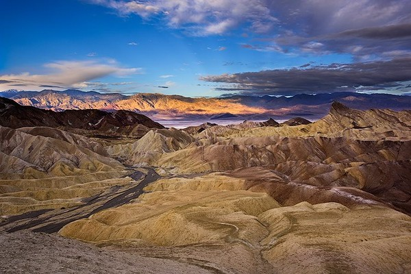 Zabriske Point, Death Valley National Park
