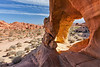 Arch View 1, Valley of Fire State Park, Nevada