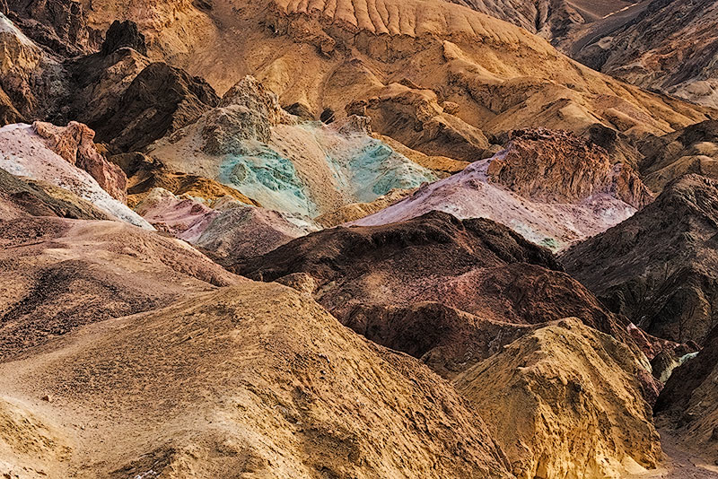 Artist's Pallette, Death Valley
