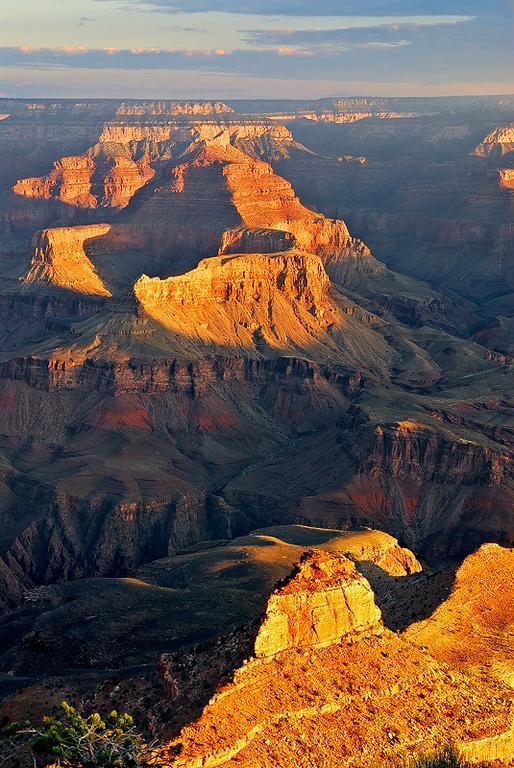 Yaki Sunrise,<br /> Grand Canyon National Park, AZ