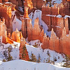 Early Winter Light on Hoodooes