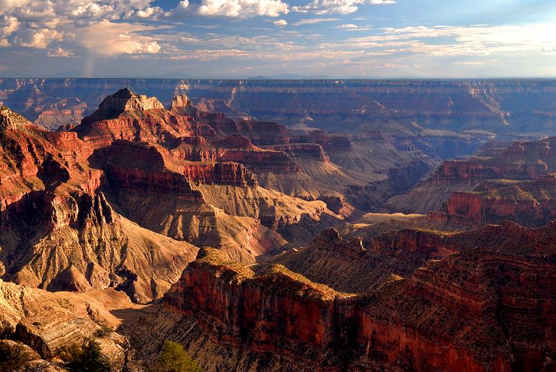 Imperial Point Sunrise,<br /> Grand Canyon National Park, Arizona