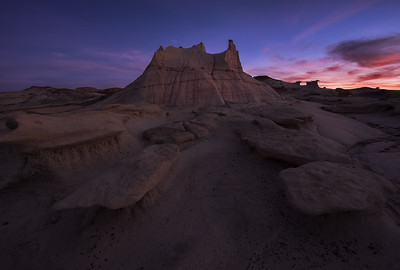 San Juan Badlands, New Mexico