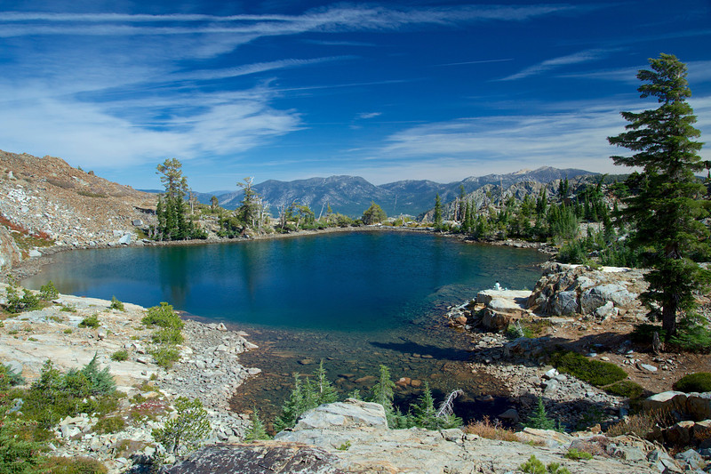Jabu Lake, Desolation Wilderness