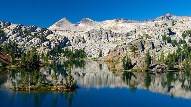 Heather Lake, Desolation Wilderness