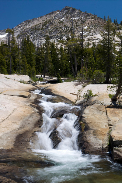 Twin Lakes Creek, Desolation Wilderness, CA