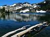 Fontanillis Lake, Desolation Wilderness, Pacific Crest Trail.