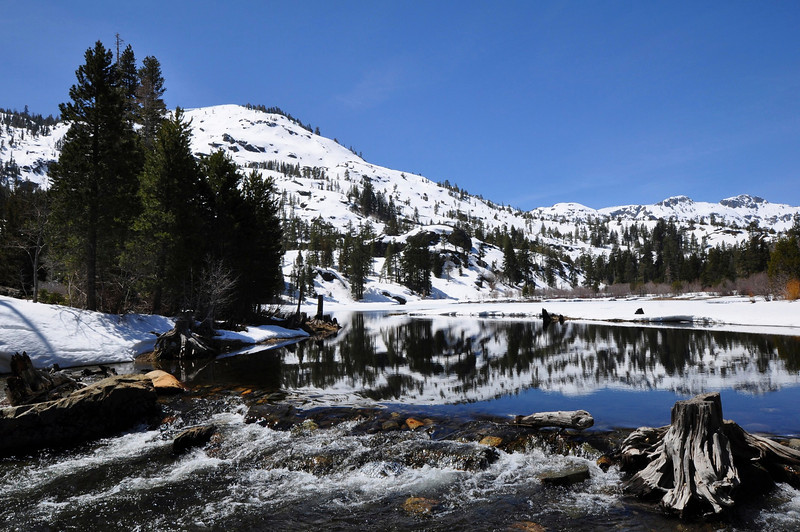 Lily Lake, Desolation Wilderness, CA.