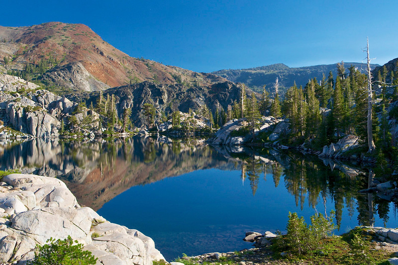 Lake LeConte, Desolation Wilderness