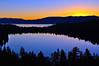 Cascade Lake, Dawn, Lake Tahoe, CA.