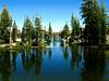 Middle Velma Lake, Desolation Wilderness, Pacific Crest Trail.