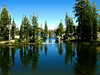 Middle Velma Lake, Desolation Wilderness, Pacific Crest Trail.