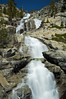Horsetail Falls, Desolation Wilderness, CA.