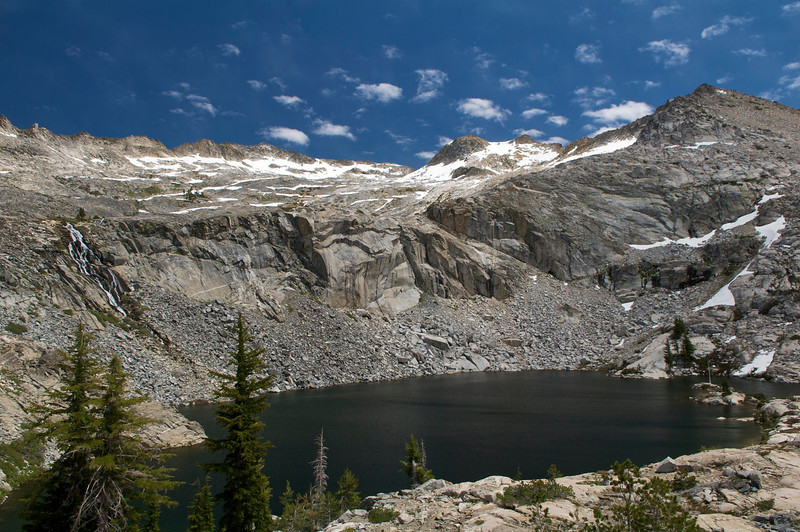Twin Lakes, Desolation Wilderness, CA