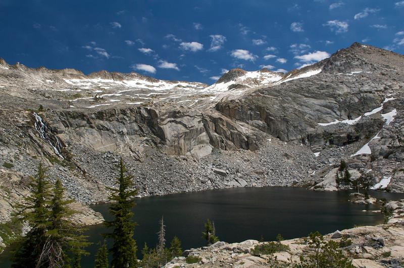 Twin Lakes, Desolation Wilderness, CA